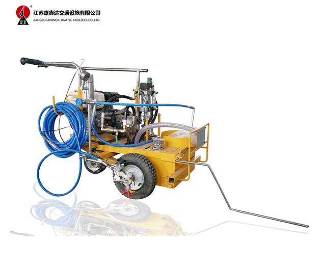 LXD-6L手推式gao压wuqi冷喷hua线ji
